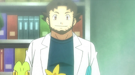 Professor Birch XY
