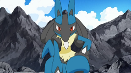 Riley Lucario