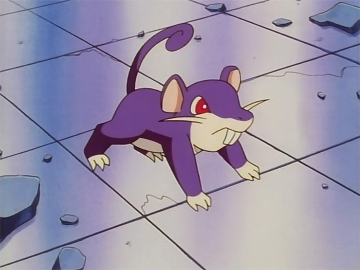 21 ratatta weakest anime monster